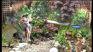 Small Picture Cute Miniature fairy garden design ideas YouTube