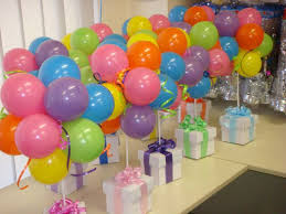 171 best centerpieces balloons images