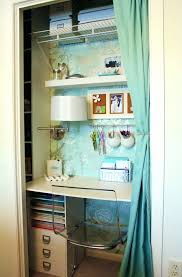 closet home office. Wonderful Office In A Closet Ideas Minimalist Small Home