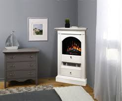 image of corner electric fireplace costco