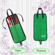 <b>1 Pc</b> Drum Stick Bag Case <b>Waterproof oxford cloth</b> With Carrying ...