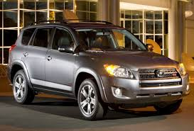 2009 Toyota RAV-4 with new 179HP 2.5L Engine