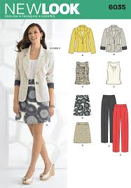 New Look Patterns Magnificent 48 New Look Pattern Misses Separates