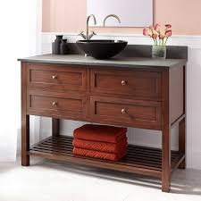 Bamboo Bathroom Sink Bamboo Vanities Bathroom Vanities Signature Hardware