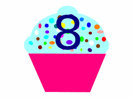 Birthday Cupcake Clipart Birthday Cake 8 Clip Art Free Png Images