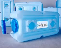 types of water storage containers
