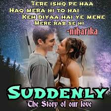 Unpaid Writers - #Suddenly_32_33💓 (The Story Of Our... | Facebook