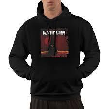 Amazon Com Elijaho Eminem The Eminem Show Mens Hoodies