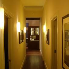 Contemporary hallway lighting 1930s Inspiration Lighting Tasteful Artwork Pictures Hang On White Wall Painted Combined With Wall Light Fixtures Kitouch Tasteful Artwork Pictures Hang On White Wall Painted Combined With