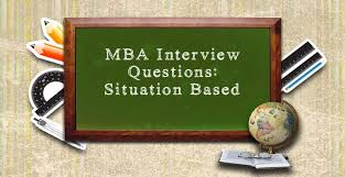 Situational Based Interview Questions Situational Interview Questions Situation Based Interview