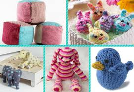 Beginner Knitting Patterns Mesmerizing 48 Free Beginner Knitting Patterns For Fun Toys Knitting Women