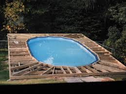 swimming pool decks. Remarkable Ideas Swimming Pool Decks Exciting Deck