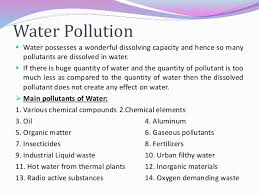 pollution essay in english essay pollution english