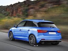 audi a1 neu 2018. contemporary 2018 2018 audi a1 rendering seems to combine recent spyshots with the ibiza  to audi a1 neu d
