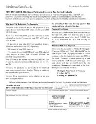 mi 1040 form michigan 1040 fill online printable fillable blank pdffiller