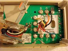 i have a trane xe 800 thermostat that i am replacing with a hunter Hunter 44860 Problems Hunter 44860 Wiring Diagram #32