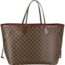 louis vuitton bags outlet. shop online for shoulder bags and totes damier ebene canvas louis vuitton neverfull gm brown outlet pinterest