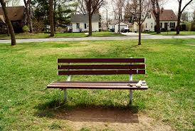 park bench | Bookfield Bulletin