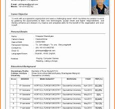 Resume Format Download Doc File Resume Template Easy Http Www
