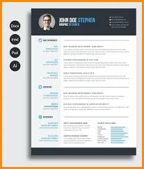 Free Modern Resume Templates Word Interesting Free Download Resume Templates Word Packed With Resume Templates In