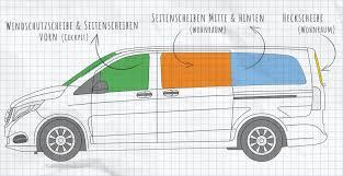 Shop Magnet Thermomatten Mercedes Benz V Klasse Vito Marco Polo