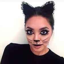 black cat face paint black cat makeup ideas for 3 home improvement wilsons niece