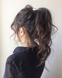 大人のヘアアレンジでより女っぽく忙しい朝でも簡単に出来る