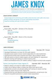Teacher Resume Examples Simple Teacher Application Resume Examples ] Sample Budget Template