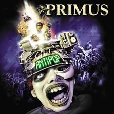 <b>Primus</b> - <b>Antipop</b> - LP+ – Rough Trade