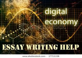 essay paper on digital economy