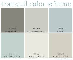 Calming Paint Colors For Nursery