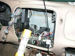 ford explorer control trac transfecase modification brown wire the gem is held in place a single screw at the bottom yup you guessed it 7mm socket and ratchet on the gem there are three connectors two on the
