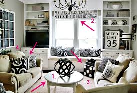 ideas to decorate family room wall cool family room decorating