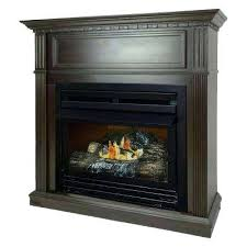 in convertible propane gas fireplace ventless 18 vent free logs n