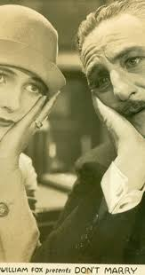 Don't Marry (1928) - IMDb