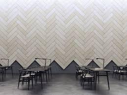 decorative acoustical panel baux acoustic tiles plank by baux