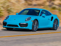 2017 Porsche 911 Turbo S First Review - Kelley Blue Book