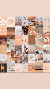 dreamy wall collage kit