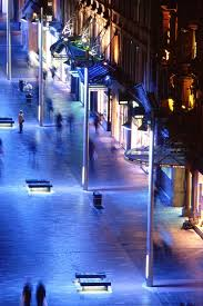 columbus cafe outdoor lighting. buchanan street glasgow grande bretagne conception lumire speirs major photo outdoor cafeoutdoor spaceslandscape lightingoutdoor columbus cafe lighting
