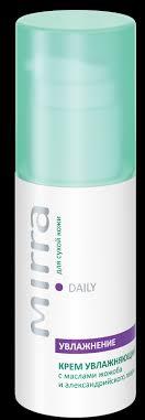 Линии продуктов MIRRA <b>Крем увлажняющий для</b> сухой кожи с ...