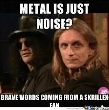 Metal and such on Pinterest | Heavy Metal, Black Metal and Meme via Relatably.com