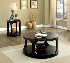 furniture of america cm4422 round coffee table with storage stools id4422 seats canada singapore 840
