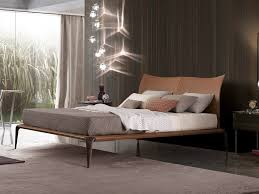 misuraemme furniture. Tanned Leather Double Bed MARGARETH | By MisuraEmme Misuraemme Furniture