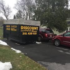 dumpster rental syracuse ny. Contemporary Syracuse Photo Of Discount Dumpster Rental  Liverpool NY United States Sameday Inside Syracuse Ny