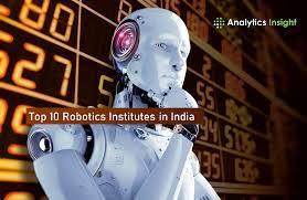 Game Design Universities In India Top 10 Robotics Institutes In India Analytics Insight