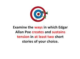 poe essay support <br > 3 examine the ways in which edgar allan poe