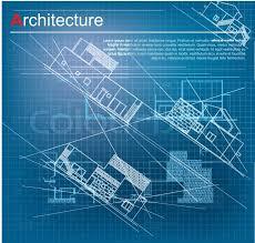architecture design blueprint. Urban Blueprint (vector). Architectural Background. Part Of Project, Plan, Technical Drawing Letters, Design Architecture T