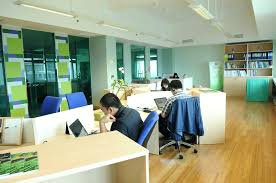 modern office decor. Modern Office Paint Colors Decor With White Wall Color And Floor Idea Cool .