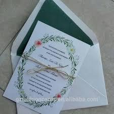 Elegant Invitation Cards Elegant Leaves Wreath Wedding Invitations Watercolor Greenery Invitations Card Buy Greenery Invitation Cards Watercolor Brial Shower