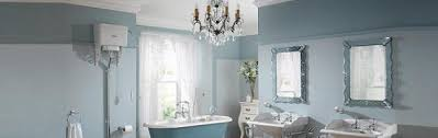 bathroom chandeliers not just for big fancy bathrooms anymore